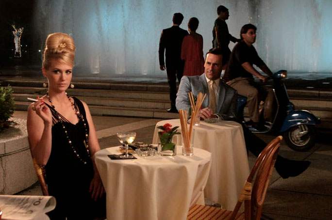 mad men space oddity ending a relationship